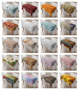 3 size kitchen decor rectangle tablecloth dining