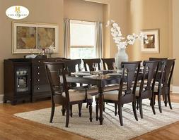 Winsome Wood 94148 Inglewood Dining Table, Walnut