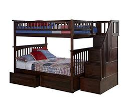 Columbia Staircase Bunk Bed