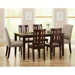 Dining Room Set Kitchen Tables And Chairs Contemporary Woode