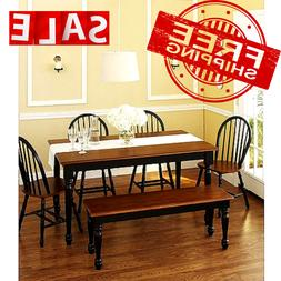 dining table wood kitchen office desk modern