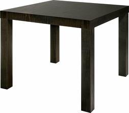 Dorel Home Products 3536196 Parsons Modern End Table, Black