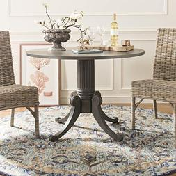 Safavieh DTB1000C Home Collection Forest Drop Leaf Dining Ta