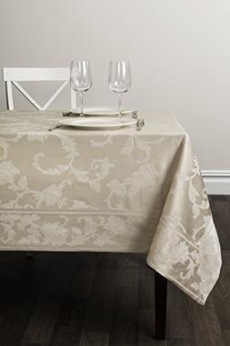 Benson Mills Harmony Scroll Tablecloth