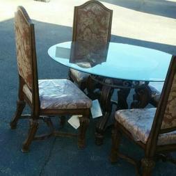 Ashley Furniture High-End Dining Set
