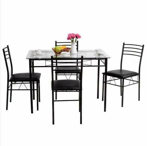 2019 Giantex Set Tempered Table MUST