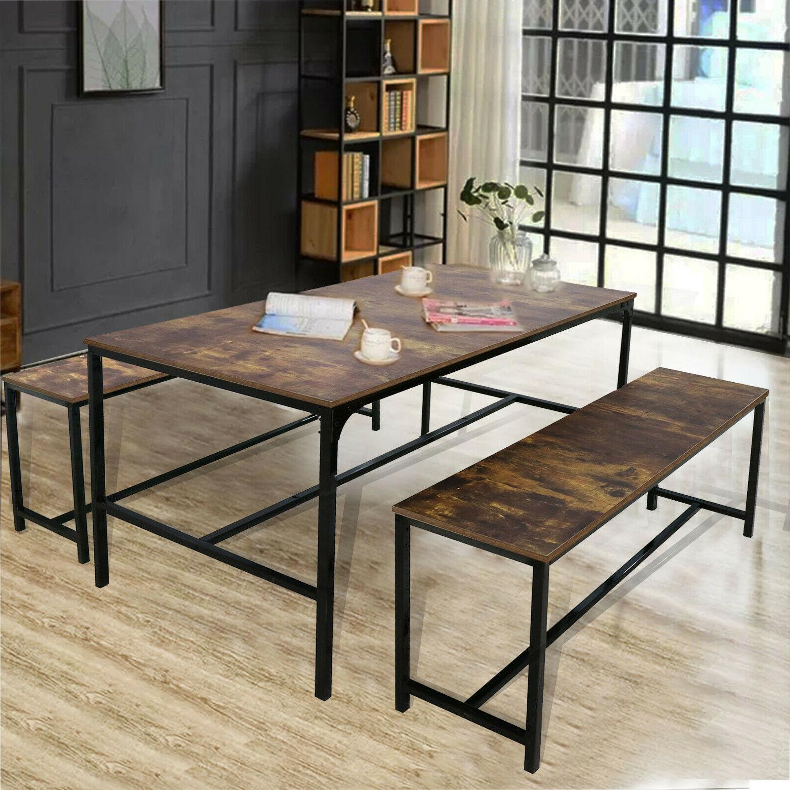 3 Set W/2 Metal Furniture