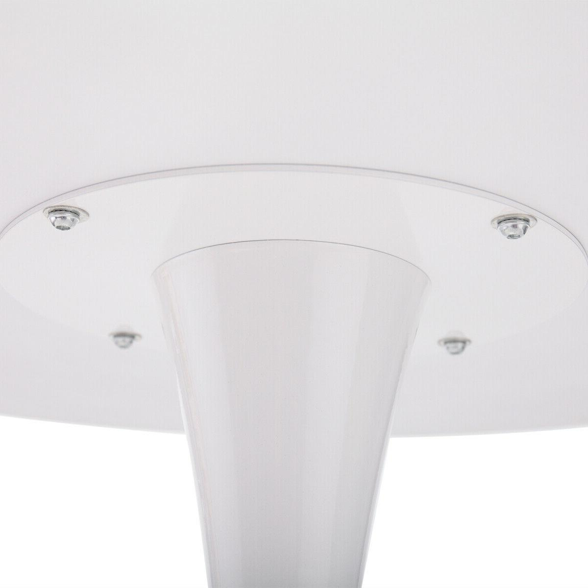 """Round Pedestal in White ,Tulip Coffee Table Dining Table 32"""""""