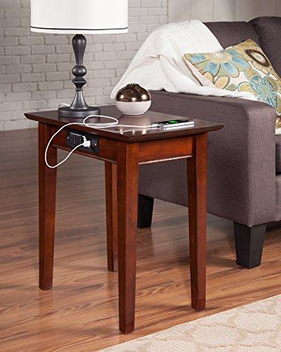 ah13114 shaker side table rubber