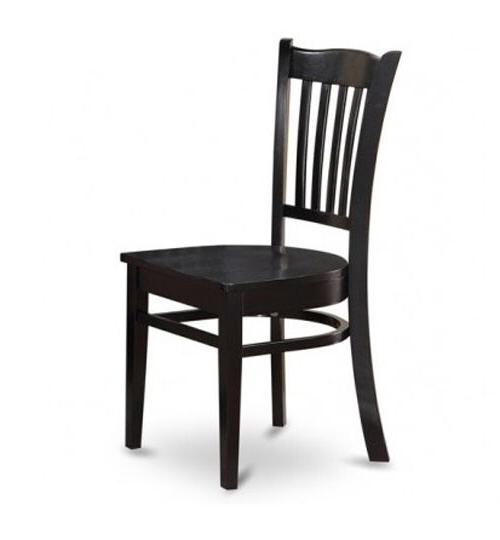 Black Set 5pc Casual Pedastool 4 Furniture