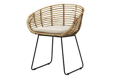 Block Legs Chairs 7piece
