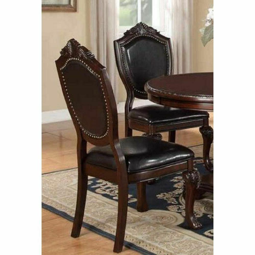 Dining Room Furniture 9pc Dining Set Arm Chairs Table Side Chairs