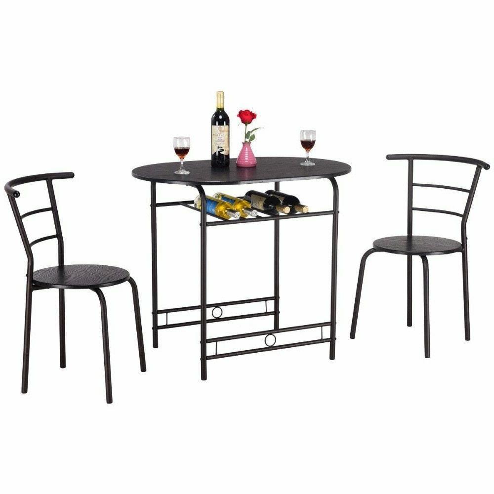 Giantex & Kitchen Breakfast Bistro Furniture