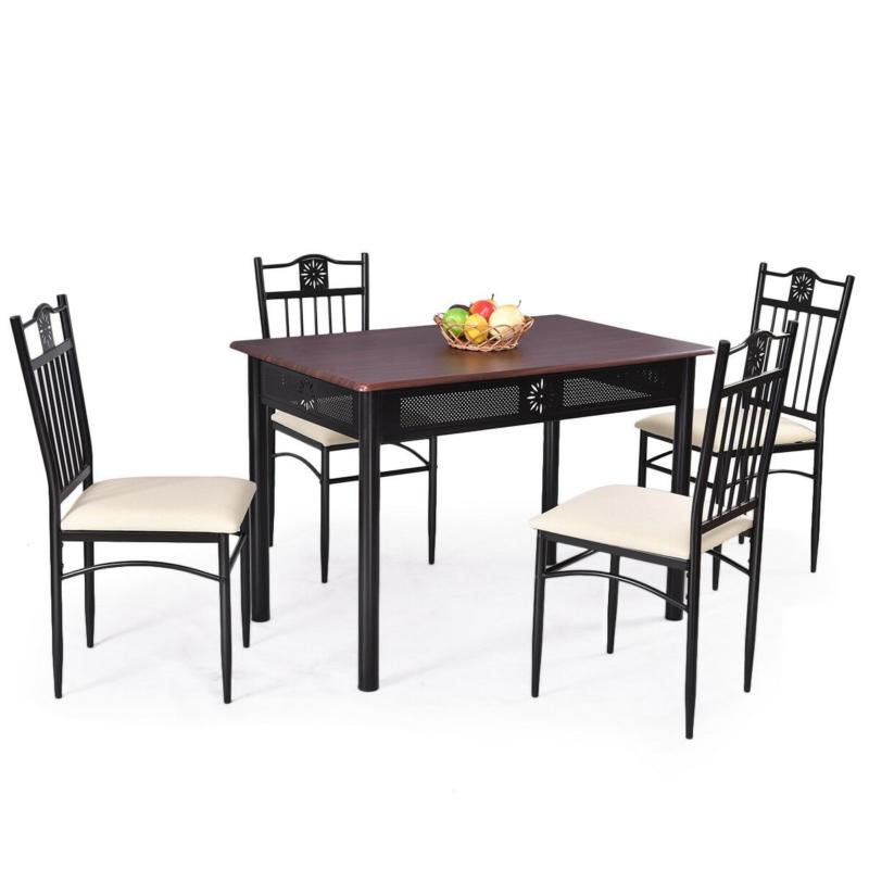 Dining Set for 4 Saver Cushions