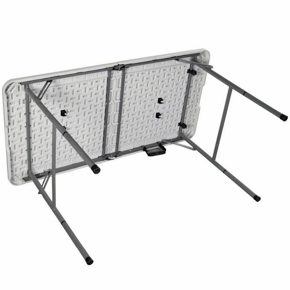 Giantex Portable Picnic Dining Camp Tables Desk