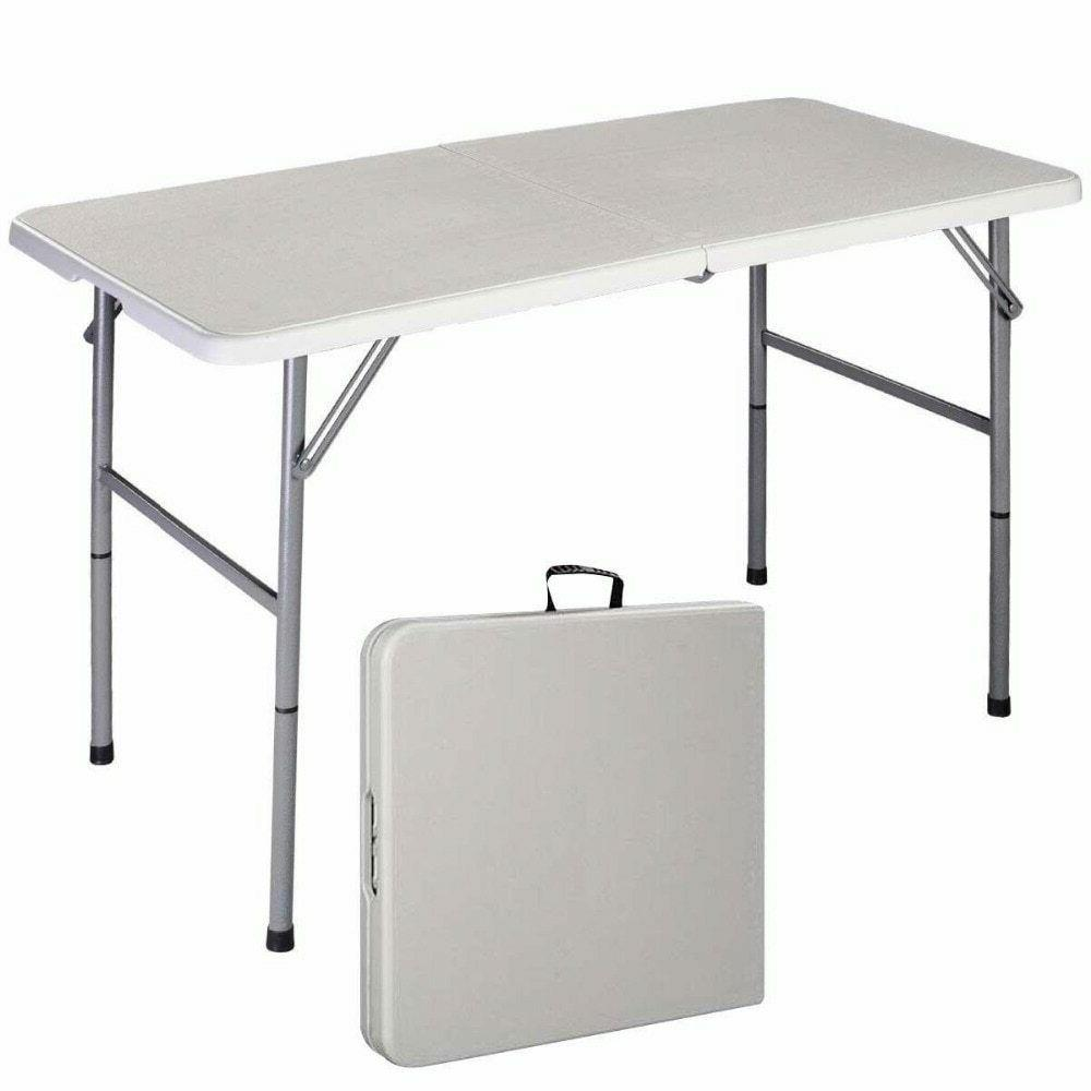 folding table portable picnic party dining camp