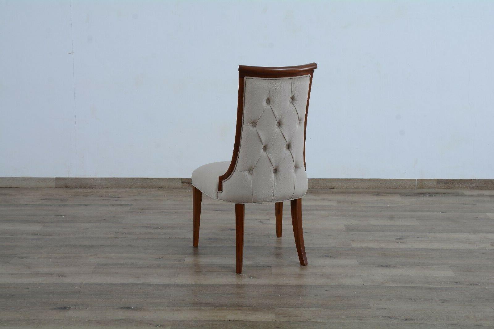 Set Chair Made Mahogany