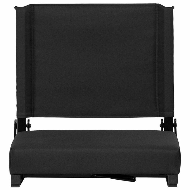 Flash Seats Chair Flash Ultra-Padded Seat, Bl