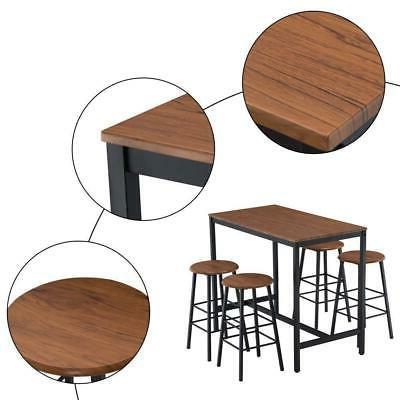 High PCS Dining Table 4 Home Furniture