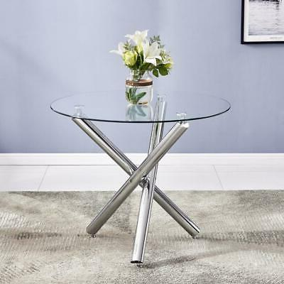 Home 5 Piece Dining Table 4 Furniture New
