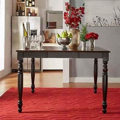 Mackenzie Country Counter Height Extending Dining Table by B