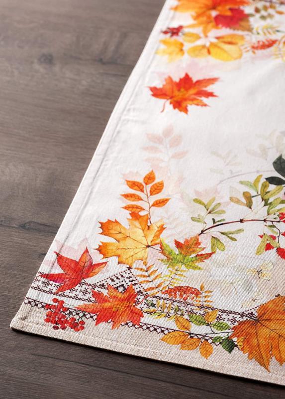 Maison Hermine 100% Cotton 4 Placemats Table Kit