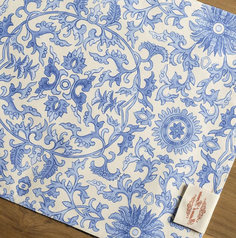 Maison 100% Cotton 4 for Dining Table Kitchen