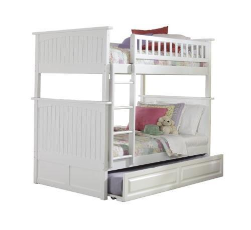 nantucket bunk bed twin over