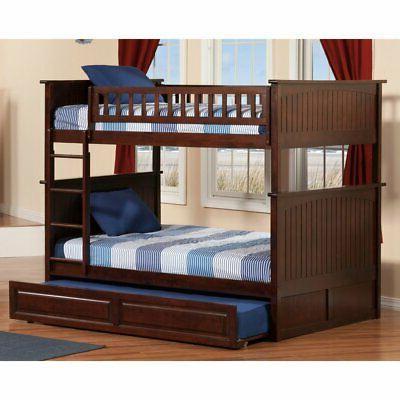 nantucket full over full bunk bed