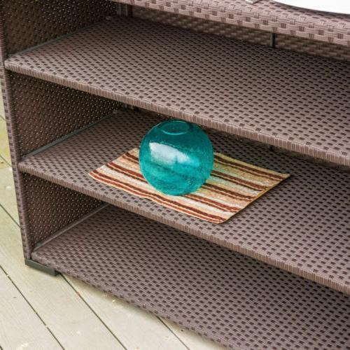 Outdoor Bar Lawn Patio Garden Stools Furniture NEW