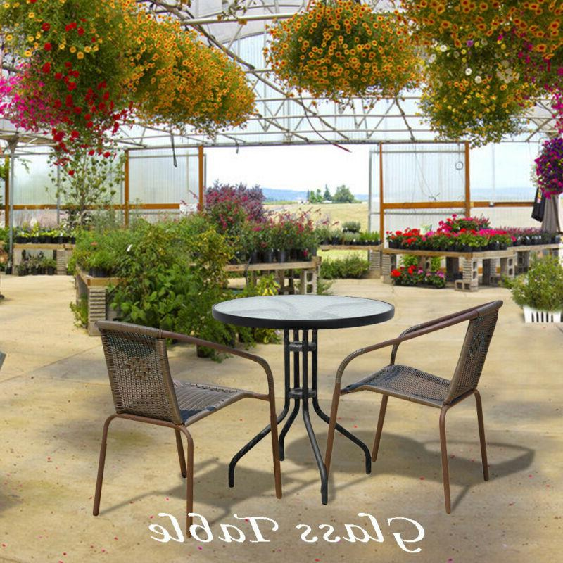 outdoor patio furniture garden lawn glass top