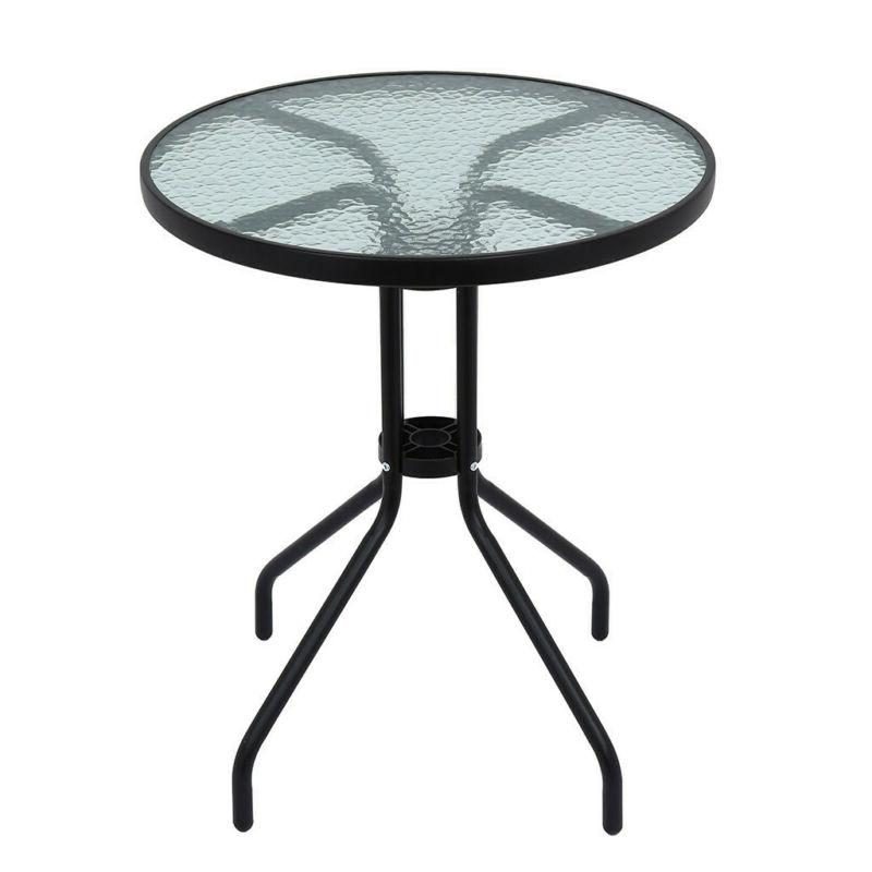 Outdoor Patio Garden Lawn Glass Table All Dining Table