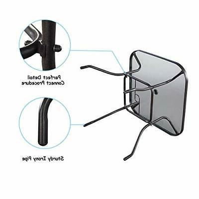 Patio Umbrella Hole Square Tables Outdoor Deck