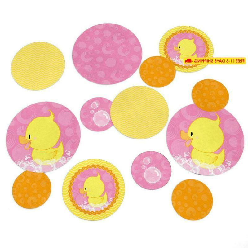 Big Dot Pink Duck Girl Baby Shower Birthday Party Giant