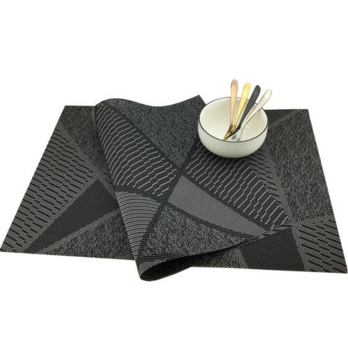 Placemats Set Heat Insulation Stain Placemat