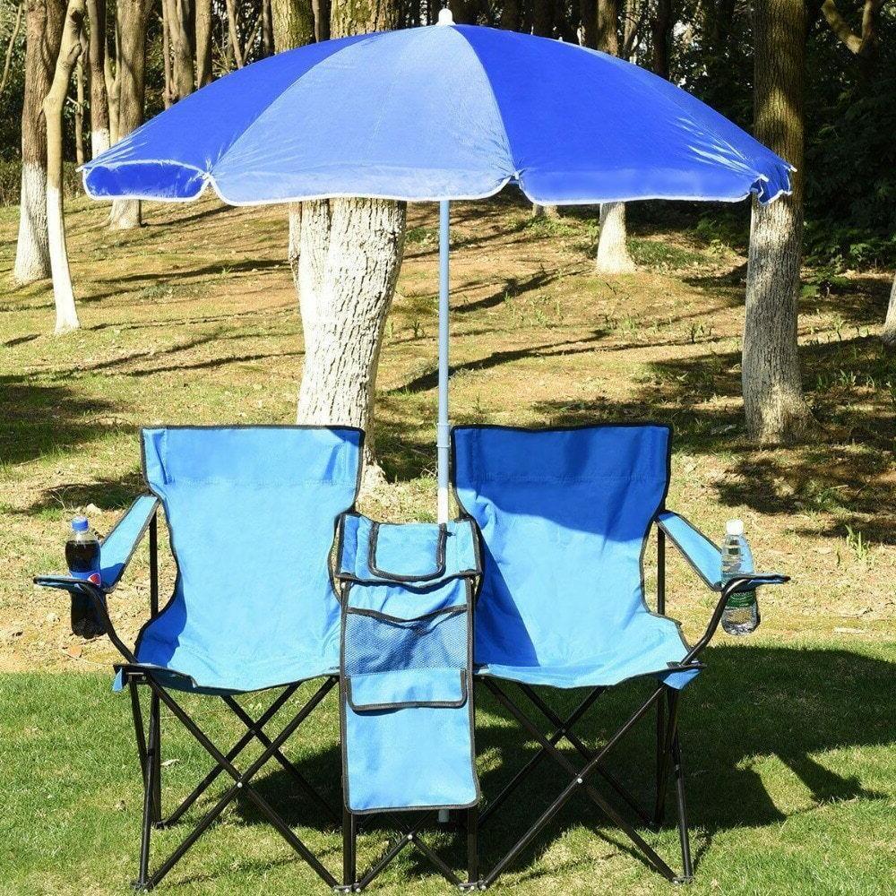 Portable Picnic Double Chair