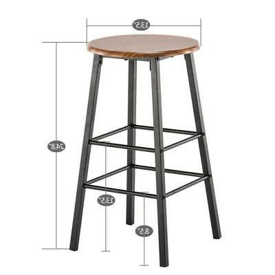 Pub Table Piece Stools Kitchen Furniture Height Chairs