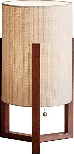 Quinn 12 H Table Lamp with Drum Shade