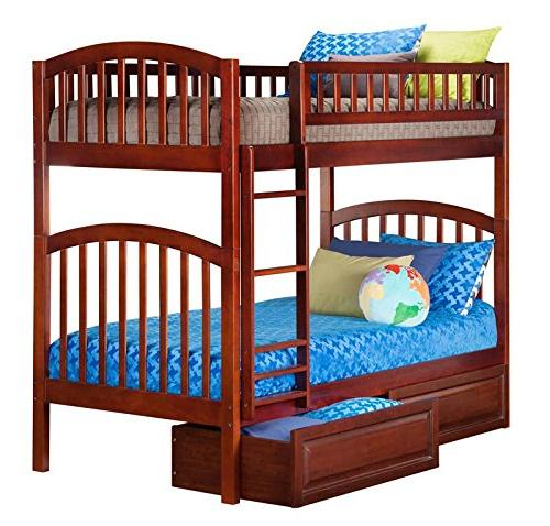 richland bunk twin