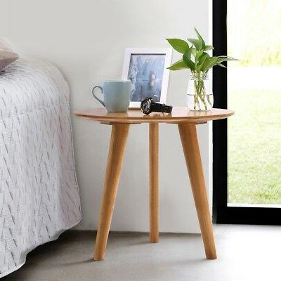 Round Table Coffee Table Living Mini