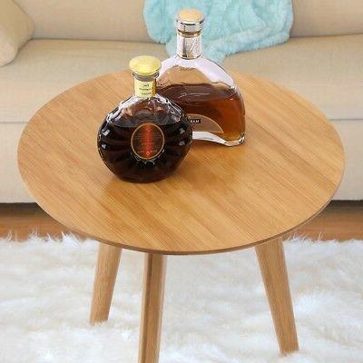 Table Wood Coffee Table Living Room Home Mini Furniture
