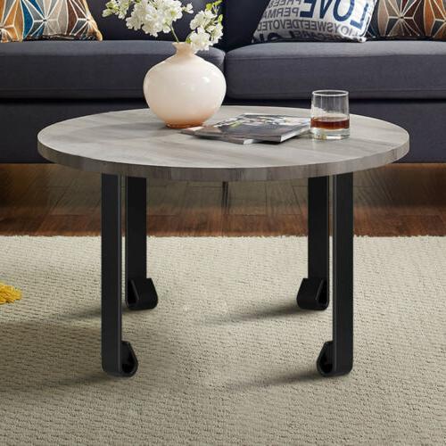 Industrial Coffee Leg Set of 4 Metal Solid Desk Legs