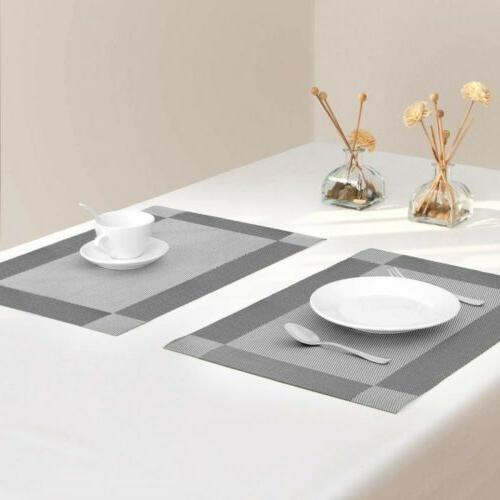 Set Dining Table Mats