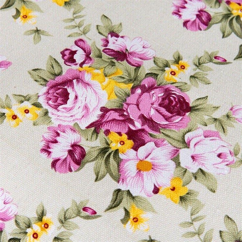 Vanity Wood Padded Piano Rose Cushion Makeup