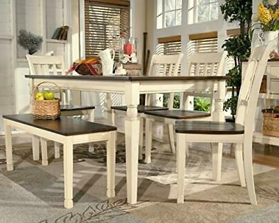 Signature Design Whitesburg Table, Brown/Cottage