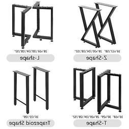 Metal Table Legs Dining Table,Adjustable Coffee Table Legs,D