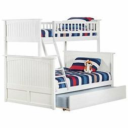 nantucket urban twin over full trundle bunk