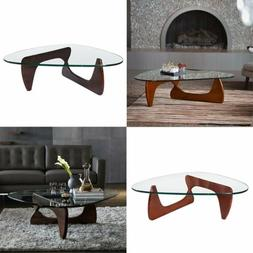 Noguchi Style Coffee Table Walnut Cherry Authentic Brand New