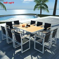 Outdoor Garden Dining Table Chair Patio Clearance Furniture