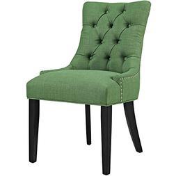 Modway Regent Fabric Dining Chair EEI-2223-GRN